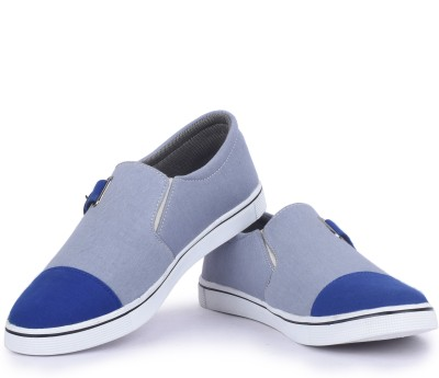 Danza Zoccolo Canvas Shoes