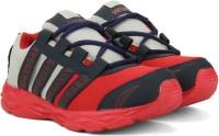 Terravulc Men Running Shoes(Black, Red, Grey)