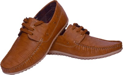 JOHNNY VIMS Boat Shoes