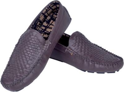 Azzaro Black Lookah Loafers