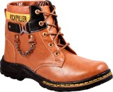 Stylos Boots (Tan)