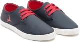 Randier Sneakers (Black, Red)