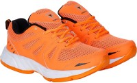 Knight Ace Kraasa Sports Running Shoes, Cricket Shoes, Walking Shoes(Orange, Black) best price on Flipkart @ Rs. 475