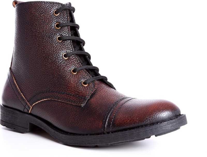 BootEase Boots(Brown)