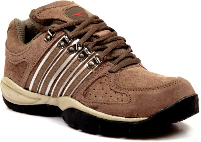 Tuffs Brown Casual Shoes