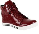 Stylish Step Dancing Shoes (Maroon)