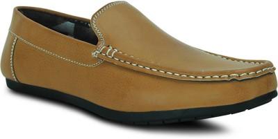 GISOLE Basic Slip On Loafers