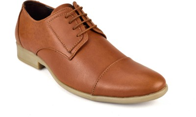 Chamois Formal Lace Up