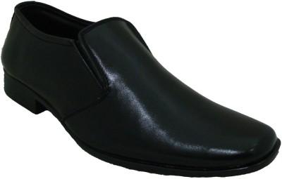 Senso Vegetarian Shoes Mens Black Slip On Shoes