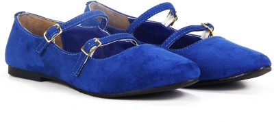Lavie Bellies(Blue) at flipkart