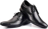 Ferraiolo Leather Brogue Lace Up Shoes (...