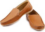 True Soles Loafers (Tan)