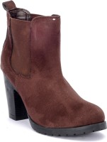 Bruno Manetti S-Jd-150 Boots(Brown)