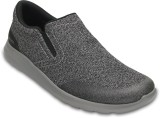 Crocs Kinsale Static Boat Shoes (Black)