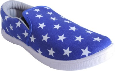 Elligator Canvas Shoes