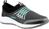 Sparx Running Shoes (Grey, Green)