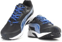 Puma Pluto DP Men Running Shoes(Black, Blue)