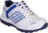 Roop Style Casual shoes (White, Blue)