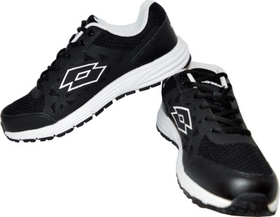 Lotto Glory Running Shoes(Black, White)
