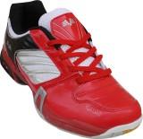 Vijayanti Tennis Shoes (Red)