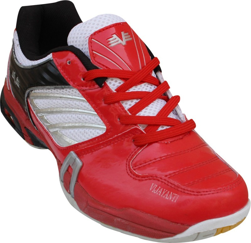 Vijayanti Badminton ShoesRed