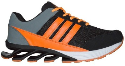 Port Rocker Orange Strips Training & Gym Shoes