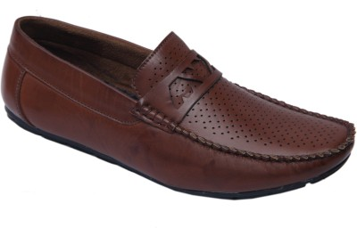 Leather Mart Loafers