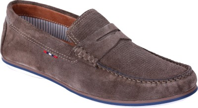 Gaitonde Oswald Bronze Boat Shoes