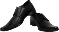 Satya Sales Basic Appeal Lace Up Shoes(Black)