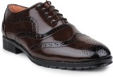 Jynx Stefano Lace Up (Brown)