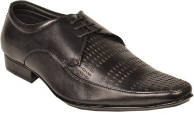 Leather Wood Formal shoes