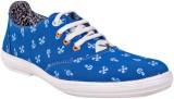 Footfad Canvas Shoes (Blue)