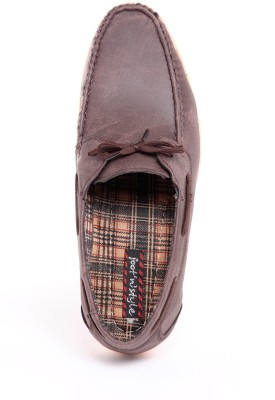 Foot n Style FS272A Boat Shoes