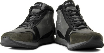 GAS Balk Mid Ankle Sneakers