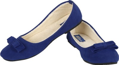 Foot Race Plain Delight Bellies(Blue)