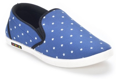 Freedom Daisy Canvas Shoe
