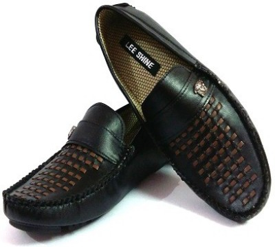 lee shine driving loafer Driving Shoes
