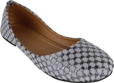 Authentic Vogue Diamond Cut Grey Casual Shoes