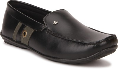 Adam Step Adam Step Black Smart Loafers Loafers