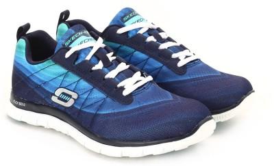 Skechers Flex Appeal Training & Gym Shoes(Multicolor)