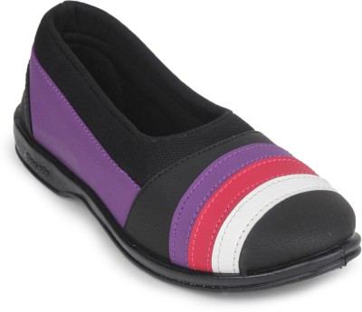 11e Bly-611 Black Purple Casual Shoes