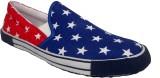 Venue Canvas Shoes (Blue)