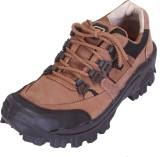 Shoebook Mens Leather Brown Outdoor Shoe...