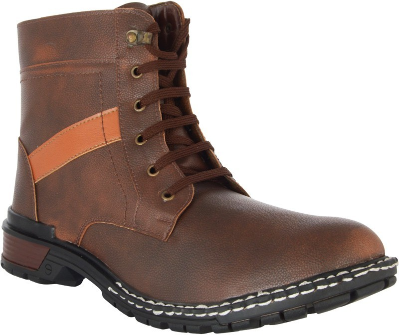 Hillsvog 1004 Boots(Brown)