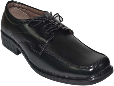 Human Steps Big Size Lace Up Shoes