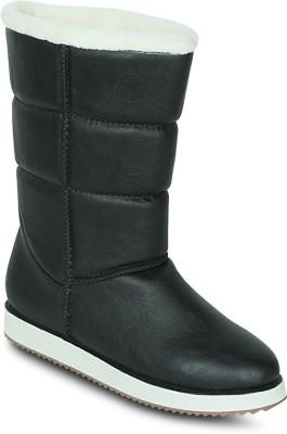 Get Glamr Designer Uggy Boots(Black)