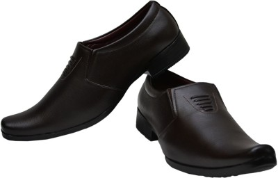 Contablue Officer Choice Formal Slip On Shoes