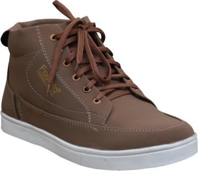 Fostelo Beige Casual Shoes