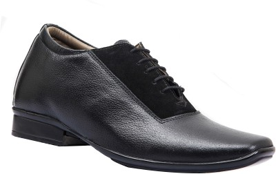 Celby Height Increasing Formal Elevator Lace Up  Shoes