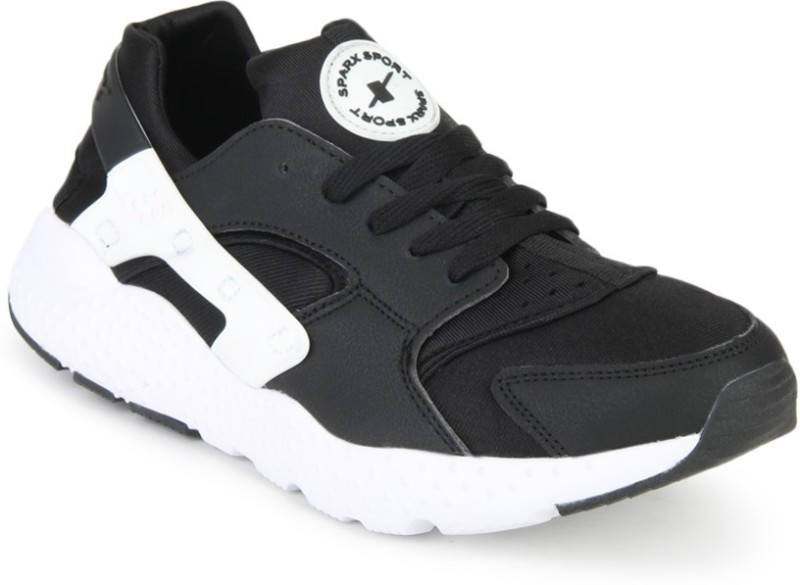 Sparx Running ShoesBlack White SHOEZUGPNZSQXGAD
